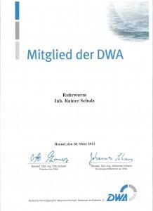 Mietglied-DWA